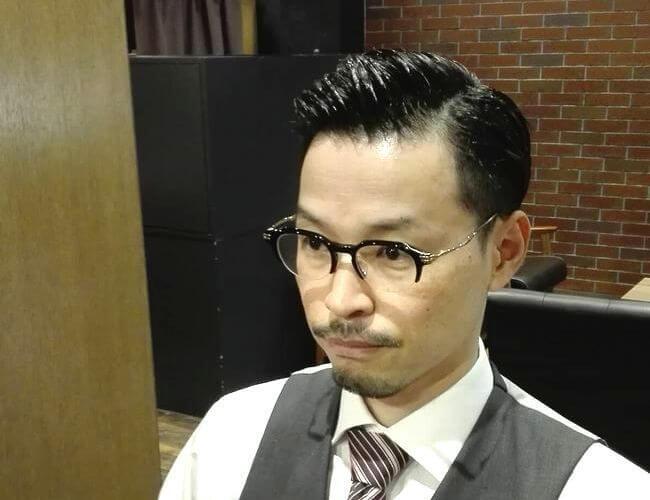 前髪アップスタイルイメージ